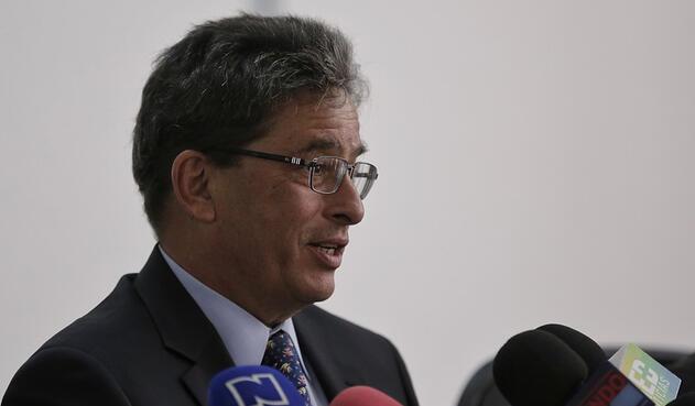 Alberto Carrasquilla, ministro de Hacienda de Iván Duque