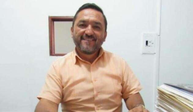 Edilson Navia Ortega, alcalde de Restrepo