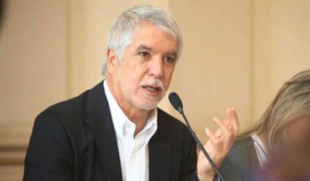 Alcalde de Bogotá Enrique Peñalosa