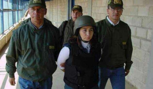 Anayibe Rojas Valderrama, conocida como 'Sonia', fue la primera mujer de las Farc extraditada a EE.UU.