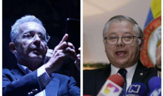 Álvaro Uribe y José Luis Barceló, en el centro del caso por manipulación de testigos