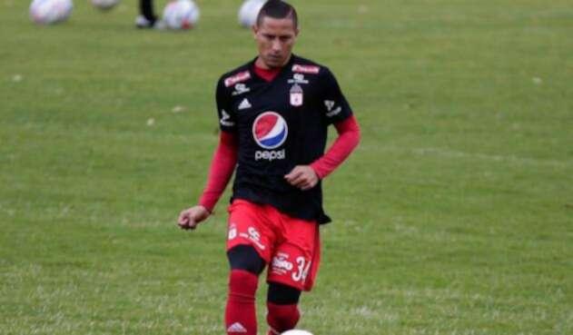 Anderson Zapata, jugador del América de Cali, sufrió trombosis