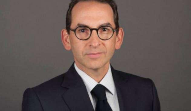 Andrés Valencia Pinzón, ministro de Agricultura de Iván Duque