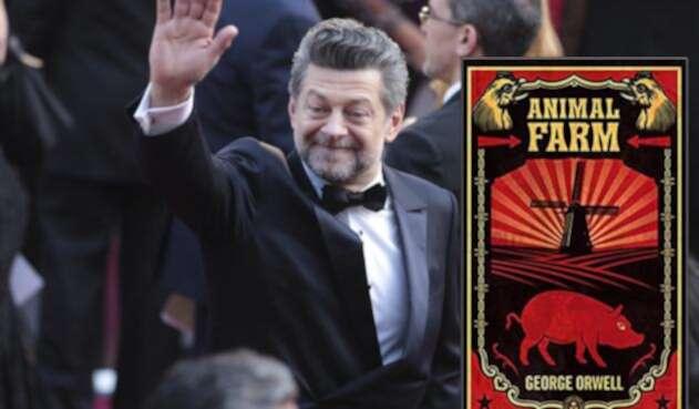 De la mano de Andy Serkis saldrá la adaptación del best seller de Orwell