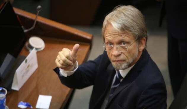 Antanas Mockus, senador de Alianza Verde