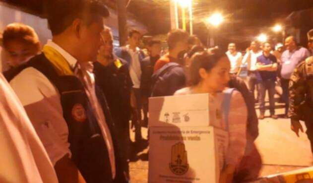 Emergencia en Mocoa no dejó muertos ni desaparecidos