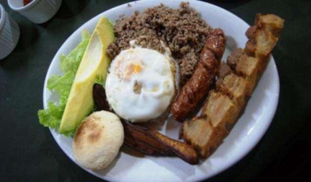 Comidas típicas, oferta gastronómica del Festival de Verano 2018