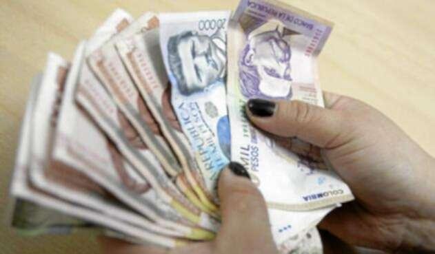 Ese sistema de préstamos del 'gota gota' tiene desesperados a miles de ciudadanos.