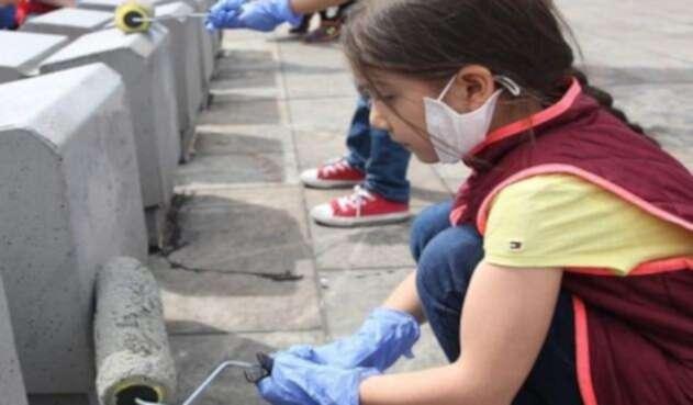 Campaña Bogotá Limpia