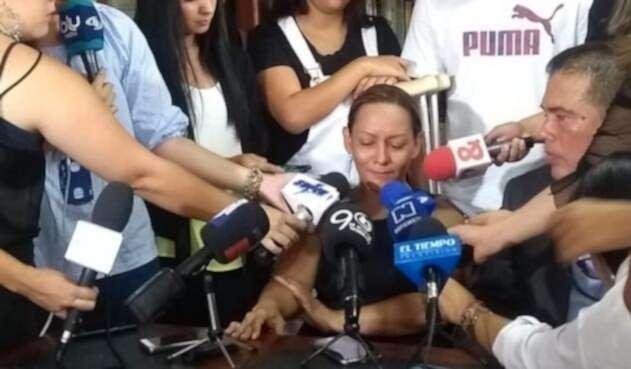 La mujer podría ser entrevistada por el caso del narcobus