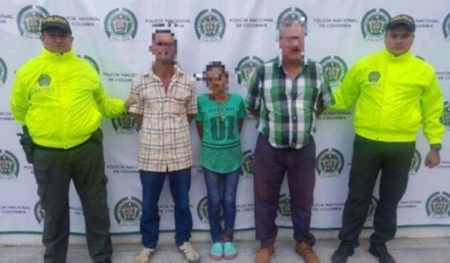 La mujer y dos personas más implicadas en este caso fueron enviadas a la cárcel