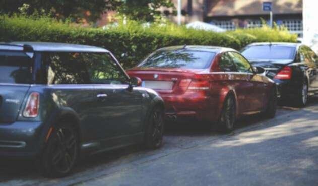 Carro estacionado
