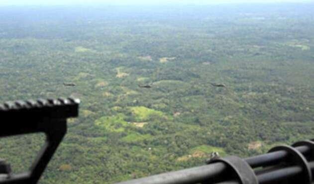 La región del Catatumbo ha sufrido varios episodios de violencia.