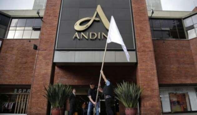 Centro Comercial Andino.