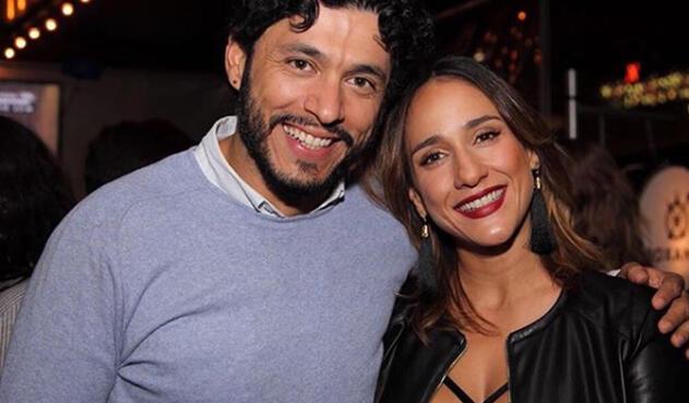 Chichila Navia y Santiago Alarcón