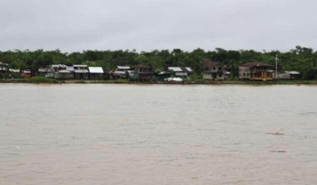 Chocó, departamento del Pacífico colombiano