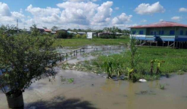 Río Atrato en Chocó