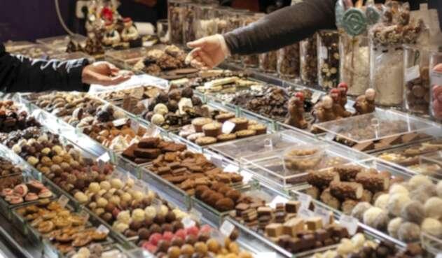 Chocolates ucranianos