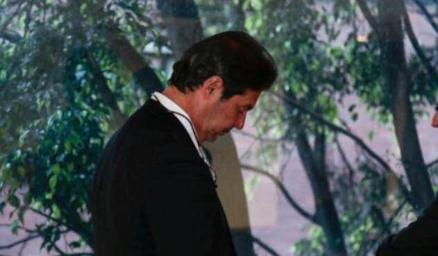 Andrés Jaramillo, exgerente de Conalvías