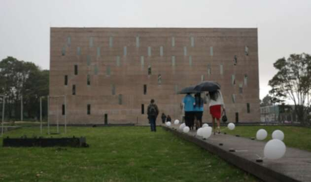 Centro de Memoria Histórica de Bogotá.