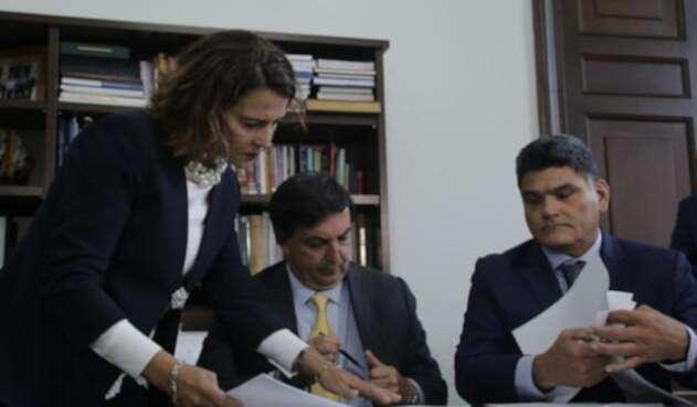 Ministra Nancy Patricia Gutiérrez