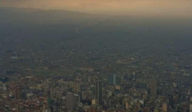 Contaminación del aire.