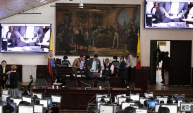 Concejo de Bogotá aprueba proyecto antidiscriminación