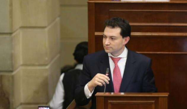 Carlos Felipe Córdoba, elegido como Contralor General de la República