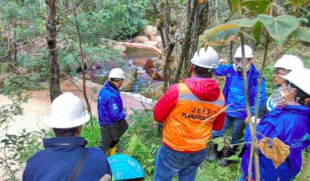 Hay daños ambientales en río Guacheta por perforación ilegal