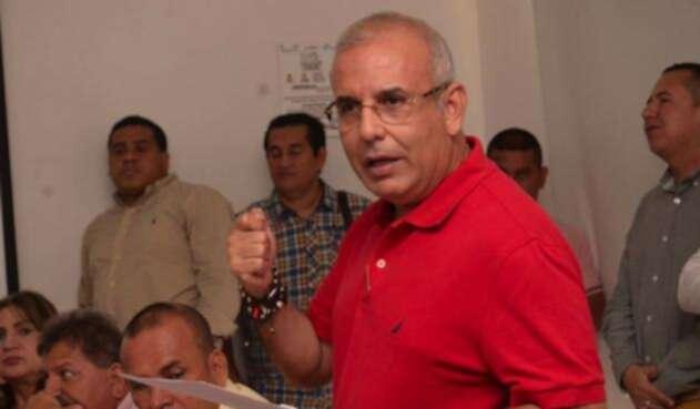 Alcalde de Barrancabermeja.
