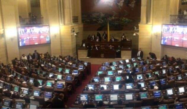 Debate Falsos Testigos Cámara 1