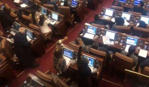 Debate Falsos Testigos Cámara 2
