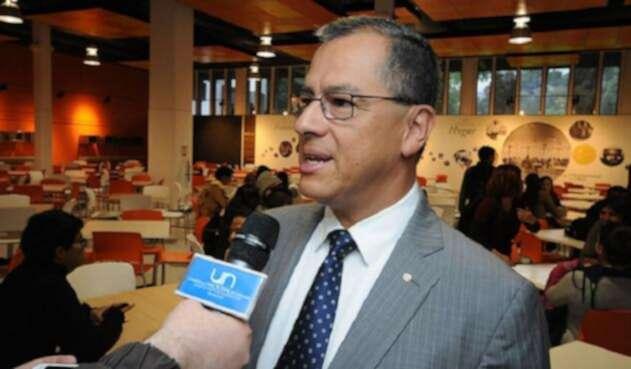 Diego Hernández Lozada, nuevo director de Colciencias