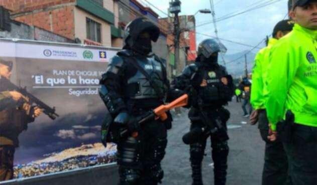 Bronx de Medellín