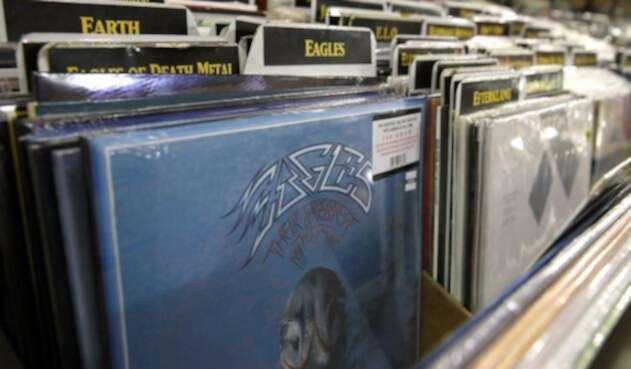 Disco de Eagles es el más vendido en la historia de Estados Unidos