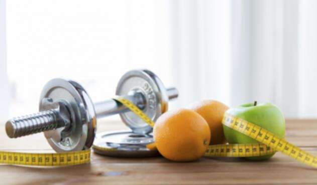 El ejercicio siempre debe estar acompañado de una buena alimentación