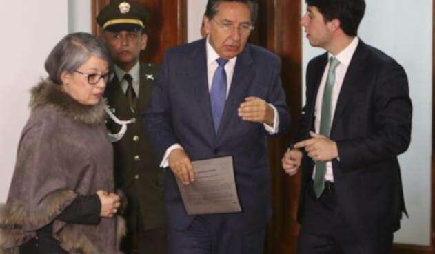 El fiscal Néstor Humberto Martínez