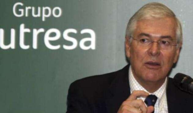 Carlos Enrique Piedrahíta estuvo al frente de la presidencia de Nutresa durante 14 años.