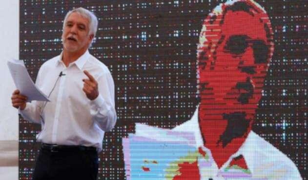 Alcalde de Bogotá, Enrique Peñalosa