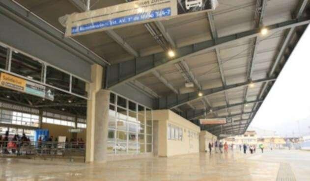 Estación Intermedia 1° de Mayo