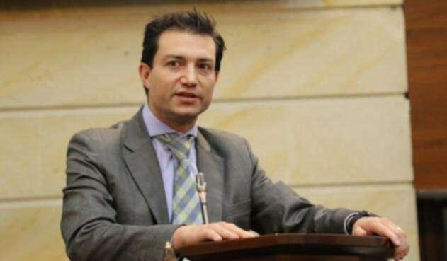 Felipe Córdoba, candidato a la Contraloría