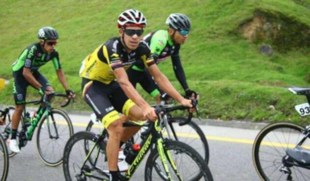 Frank Osorio, corredor de Bicicletas Strongman