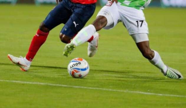 Imagen referente al fútbol colombiano