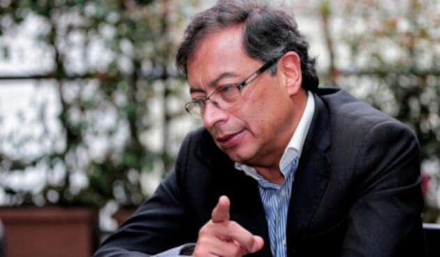 El senador Gustavo Petro se ha convertido en el principal líder de la oposición a Duque