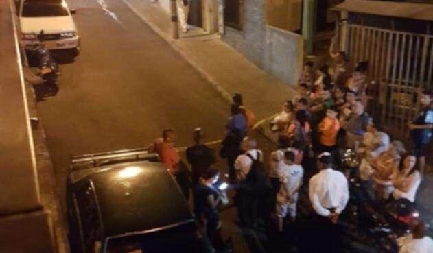 Nueva balacera en la Comuna 13