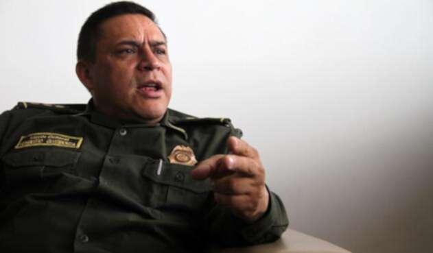 El general retirado Humberto Guatibonza, excomandante de la Policía Metropolitana de Bogotá