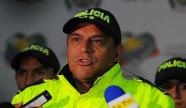 Humberto Guatibonza, general retirado de la Policía