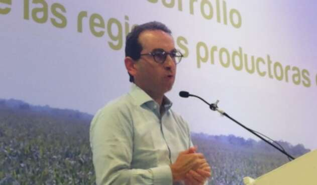 Intervención en Congreso de Bananeros en Santa Marta