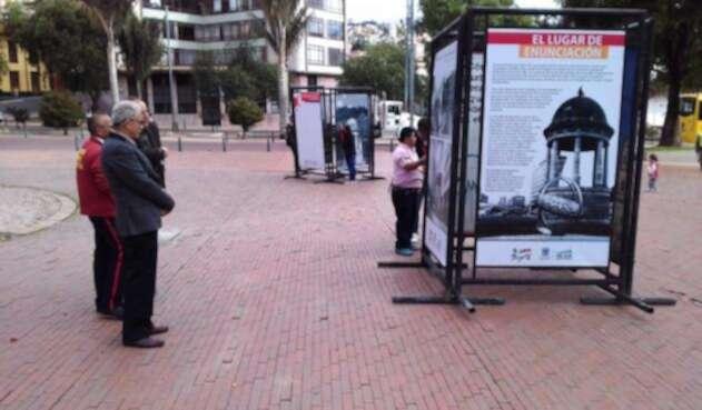 Exposición fotográfica de los 80 años de la Avenida Jiménez