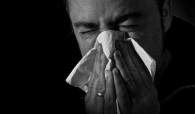 Alerta por casos de influenza en Bogotá.